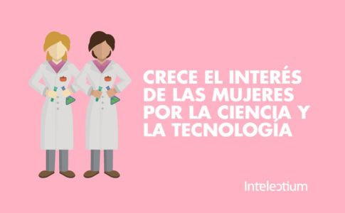 Crece el interés de las mujeres por la ciencia y la tecnología