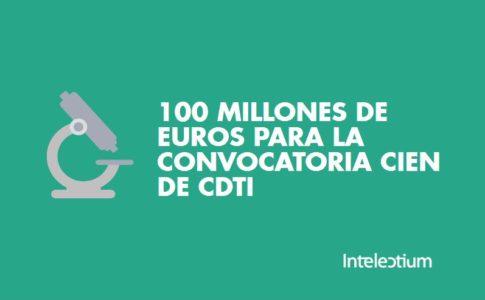 La convocatoria CIEN de CDTI dispondrá de 100 millones de euros