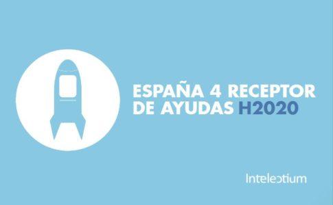 España se situa como el cuarto país receptor de ayudas Horizonte2020