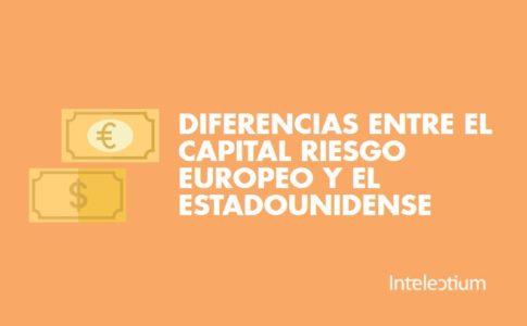 ¿Qué diferencias hay entre el Capital Riesgo de Europa y el de Estados Unidos?