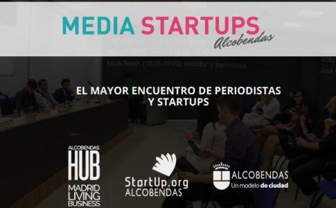 Media Startups Alcobendas: encuentro entre periodistas y startups