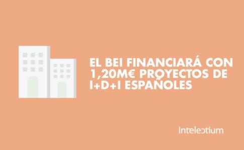 El BEI financiará 1.200 millones de euros para proyectos de I+D+i