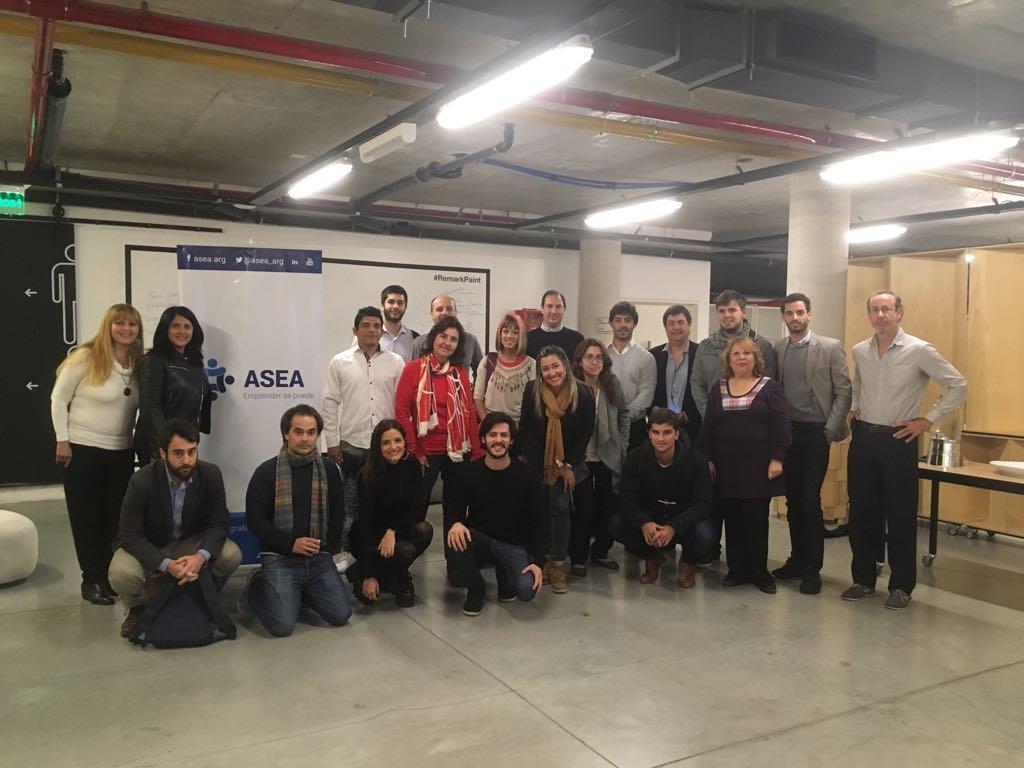 Intelectium participa en el desayuno de ASEA, Asociación de Emprendedores Argentina