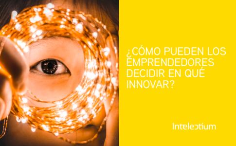 Innovación en startups: en qué es mejor innovar?
