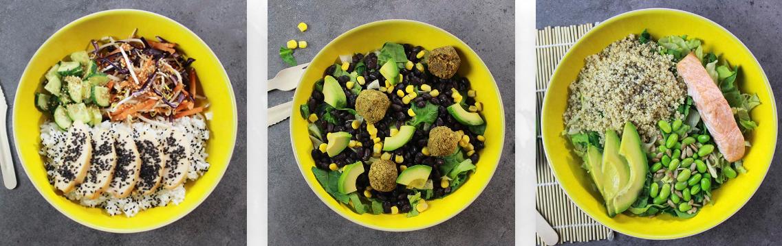 Fotawa, comida saludable a domicilio en 15 minutos