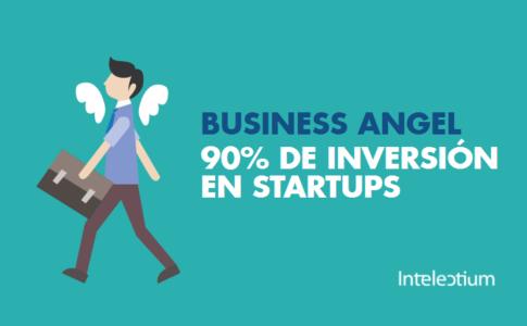 El 90% de las inversiones en Startups en Europa provienen de Business Angels
