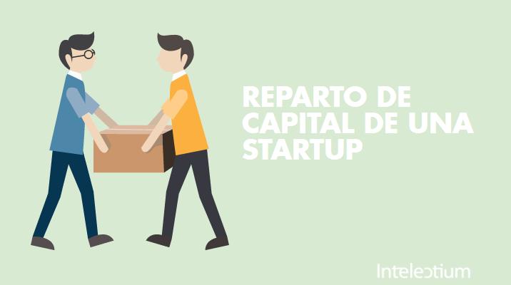 ¿Cómo plantear el reparto de capital en una startup?