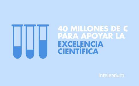 La Agencia Estatal de Investigación destina 40 millones de euros para apoyar la excelencia científica