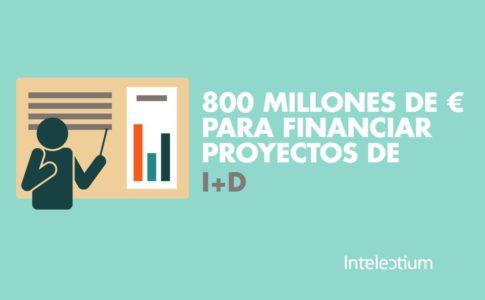 El Gobierno aprueba 800 millones de euros para financiar proyectos de I+D en 2017