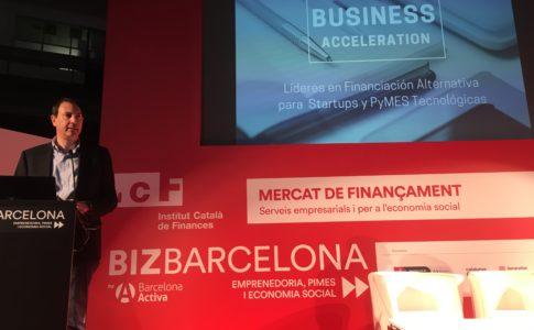 Intelectium participa en el Congreso de Emprendimiento, Pymes y Economía Social: BizBarcelona 2017
