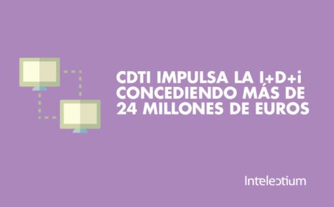 Financiación CDTI en proyectos tecnológicos