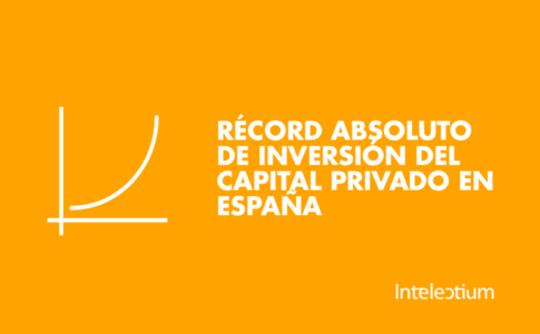 Récord absoluto de inversión del Capital Privado en España