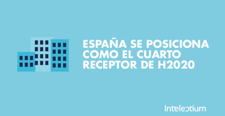 España se posiciona como el cuarto receptor de ayudas de H2020