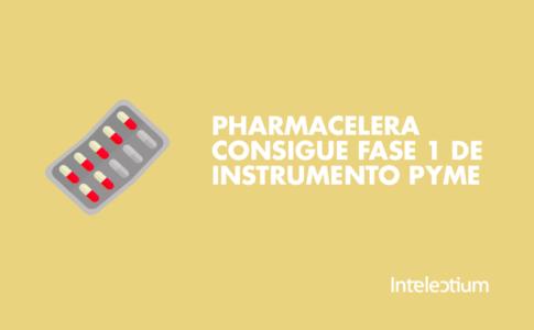 Pharmacelera consigue Fase 1 de Instrumento Pyme, subvención del Programa europeo Horizon 2020