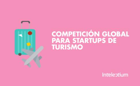 la organización mundial de turismo y globalia organizan una competición mundial para startups