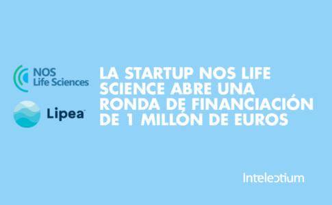 La startup NOS LIFE SCIENCE abre una ronda de financiación de 1 millón de euros