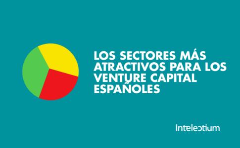 Los sectores más atractivos para los Venture Capital españoles