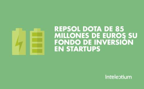 Repsol dota de 85 millones de euros su fondo de inversión en startups