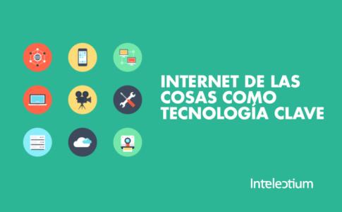 IOTSWC 2018 internet de las cosas como tecnología clave