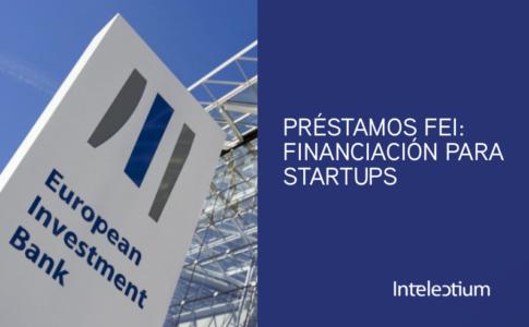Préstamos o leasing otorgados por una institución financiera, parcialmente garantizados por el Fondo Europeo de Inversiones (FEI).