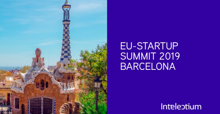 EU STARTUP SUMMIT BARCELONA 2019