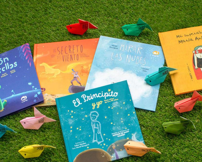 Caso de éxito: MiCuento, la startup que convierte a los niños en los protagonistas de los cuentos