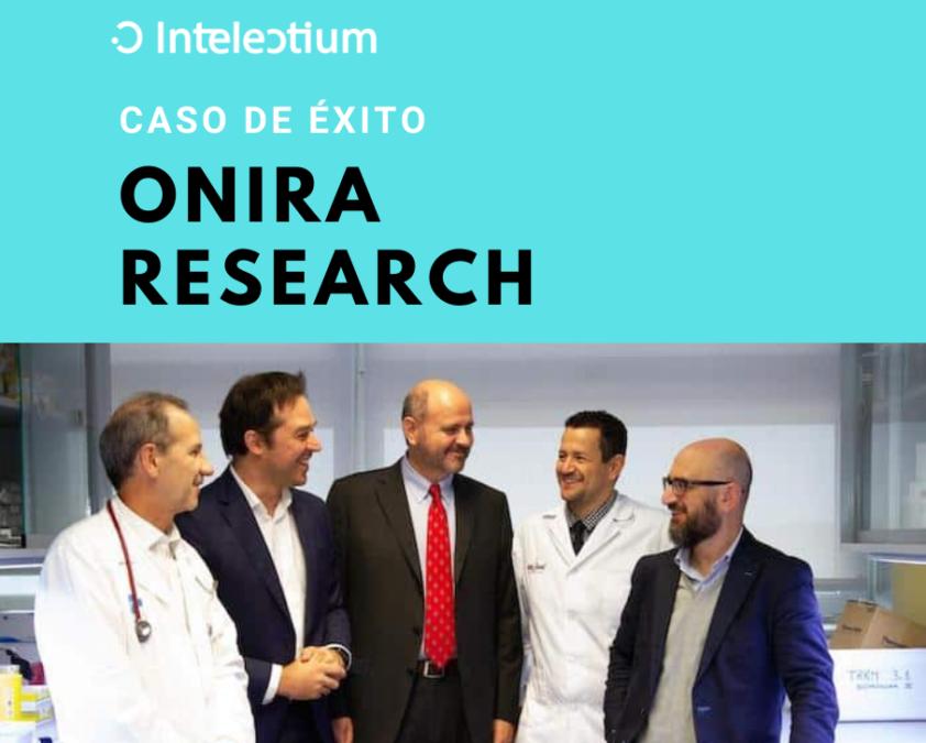 Caso de éxito Intelectium: Onira Research consigue Startup Capital
