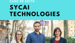 Caso de éxito Intelectium: Sycai technologies consigue Startup Capital