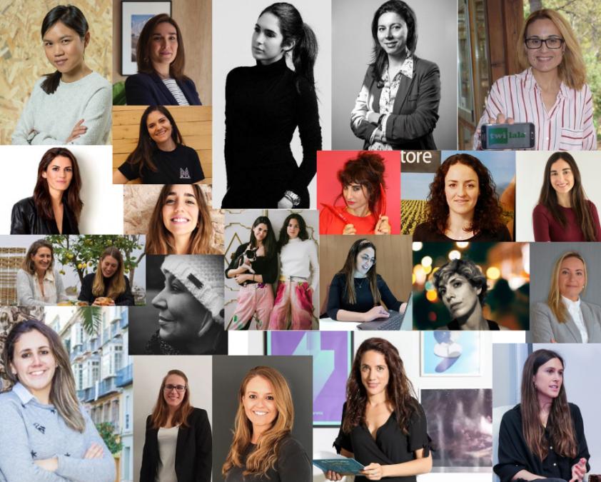 Conoce a las mejores emprendedoras de España