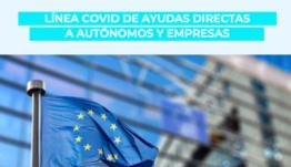 Línea Covid de ayudas directas a autónomos y empresas