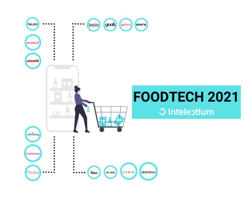 Conoce 14 startups Foodtech que están revolucionando el sector