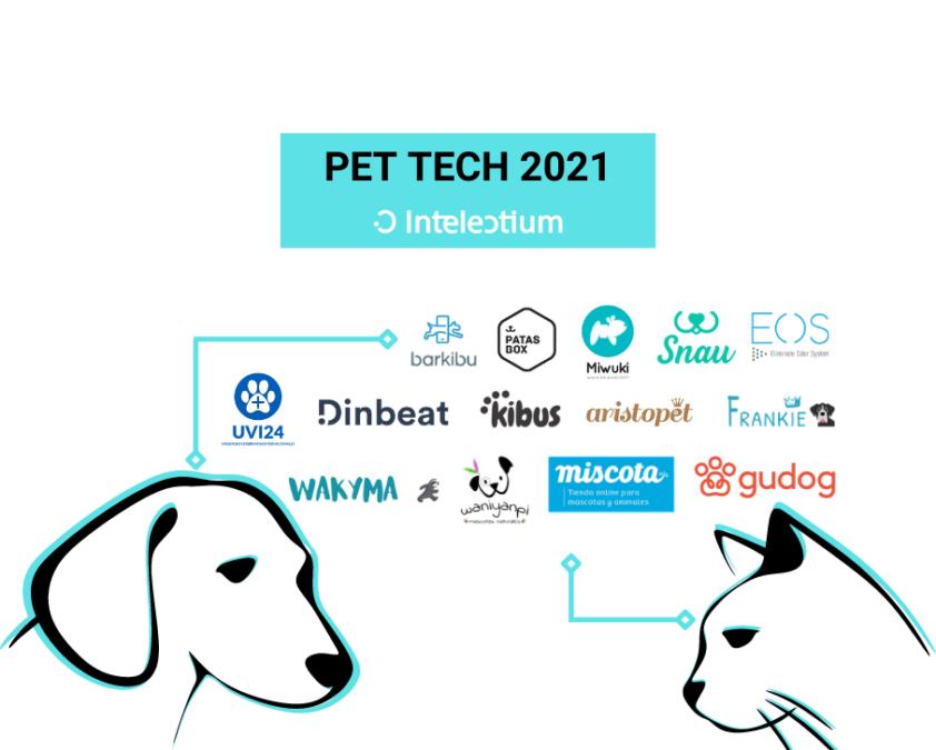 Conoce 14 startups pet tech que están revolucionando el sector