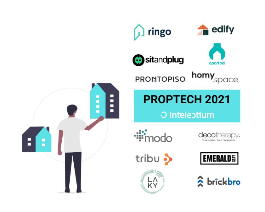 Conoce 12 startups proptech que están revolucionando el mercado español