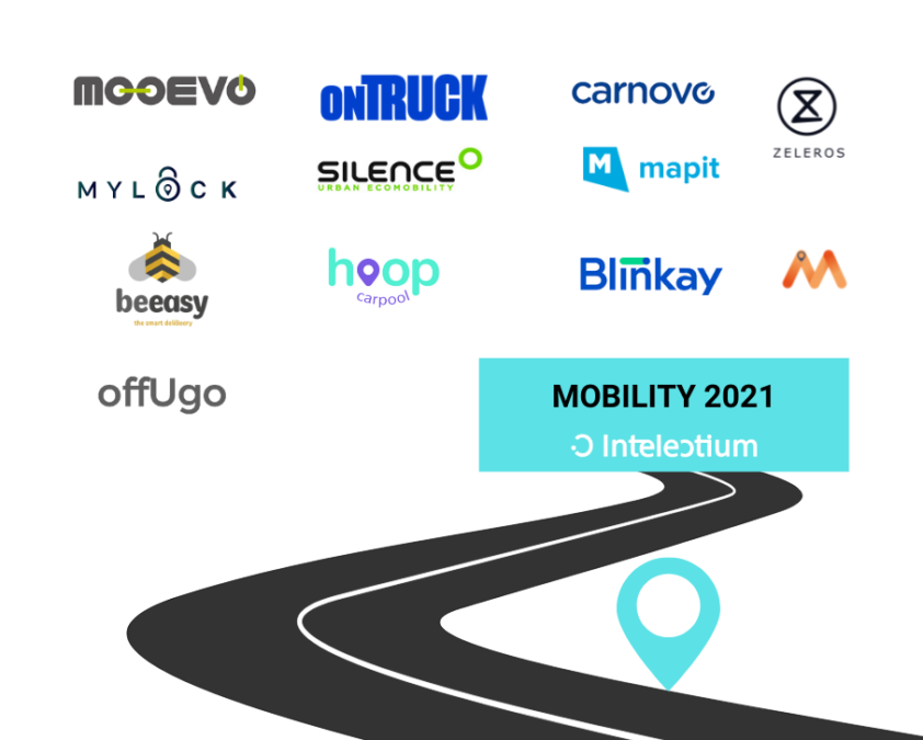 Conoce 12 startups que están revolucionando el sector de la movilidad