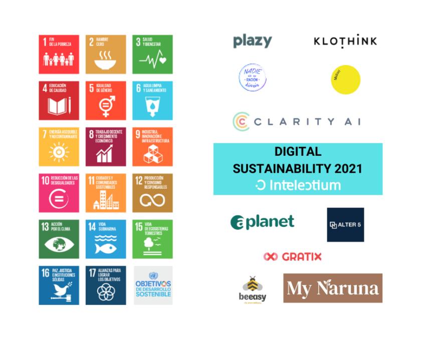 Conoce 10 startups de sostenibilidad digital que están revolucionando el mercado español