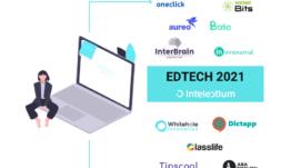 11 startups que están revolucionando el sector edtech.