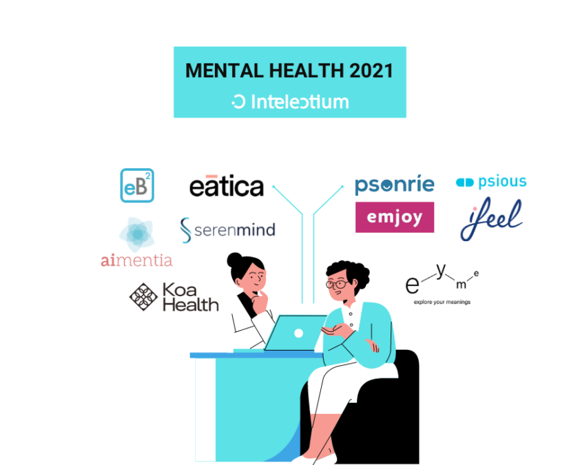 Conoce 10 startups del sector mental health que están revolucionando el mercado español
