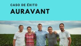Caso de éxito Intelectium: Auravant consigue la máxima cuantía de ENISA EMPRENDEDORES y cierra una ronda de inversión de 1,6M€.