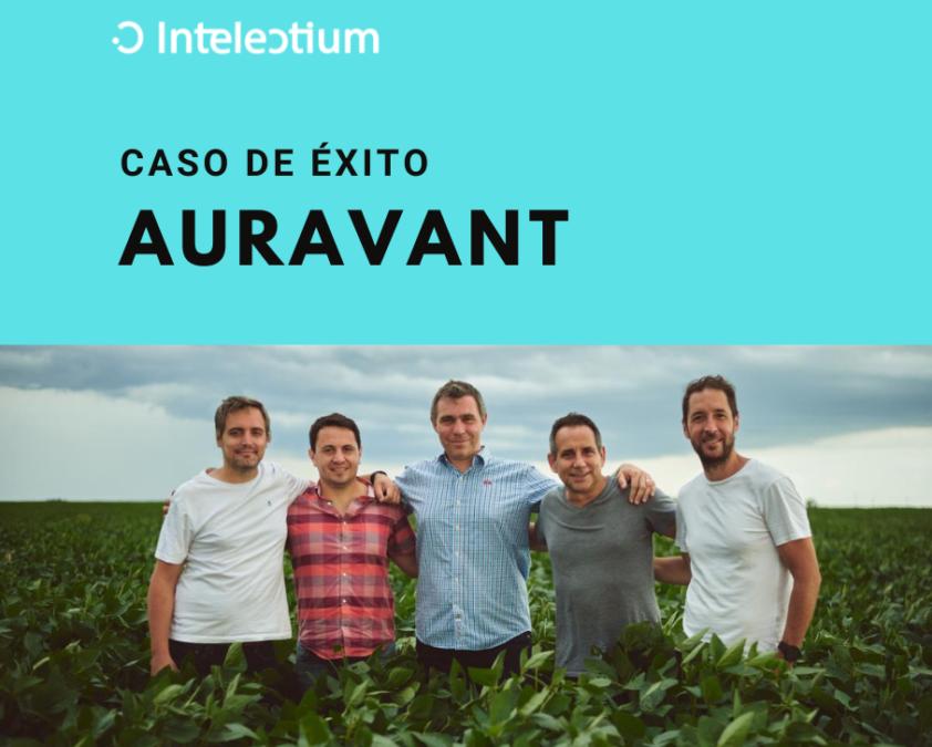 Caso de éxito Intelectium: Auravant consigue la máxima cuantía de ENISA EMPRENDEDORES