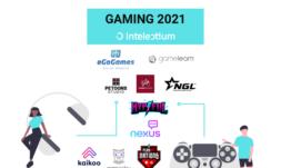 11 startups con proyectos innovadores que están revolucionando el sector del Gaming y los e-Sports.