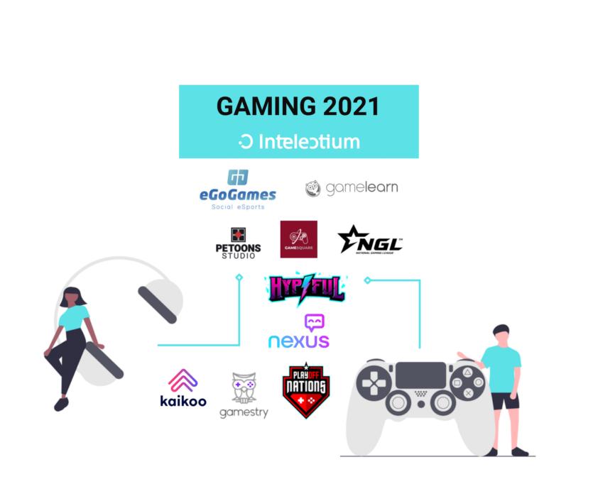 Conoce 11 startups que están revolucionando el sector del gaming