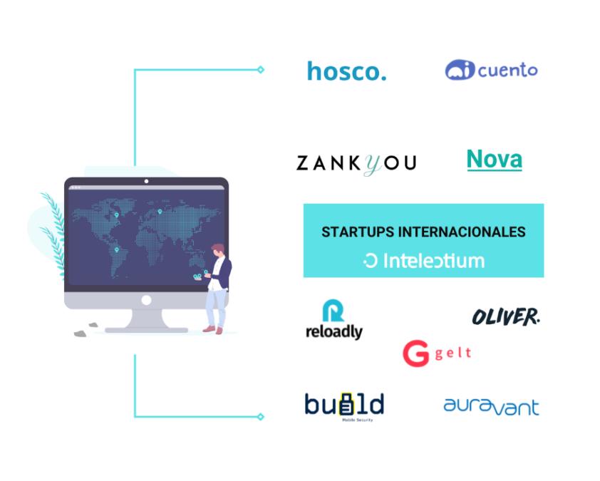 Conoce 9 startups internacionales que están revolucionando el mercado español