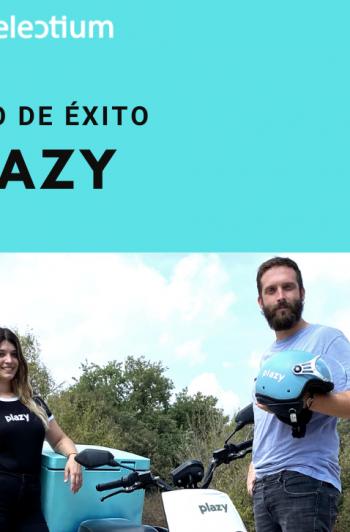 Caso de éxito Intelectium: Plazy consigue un préstamo ENISA Jóvenes Emprendedores por valor de 67.000 €.