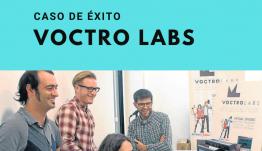 Caso de éxito Intelectium: Voctro Labs consigue el Programa Torres Quevedo y las Ayudas Cervera de CDTI